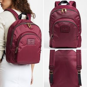 MARC JACOBS DOUBLE PACK NYLON BACKPACK